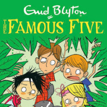Enid Blyton Cover4 A Lazy Afternoon