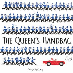 Queen's Handbag Steve Antony